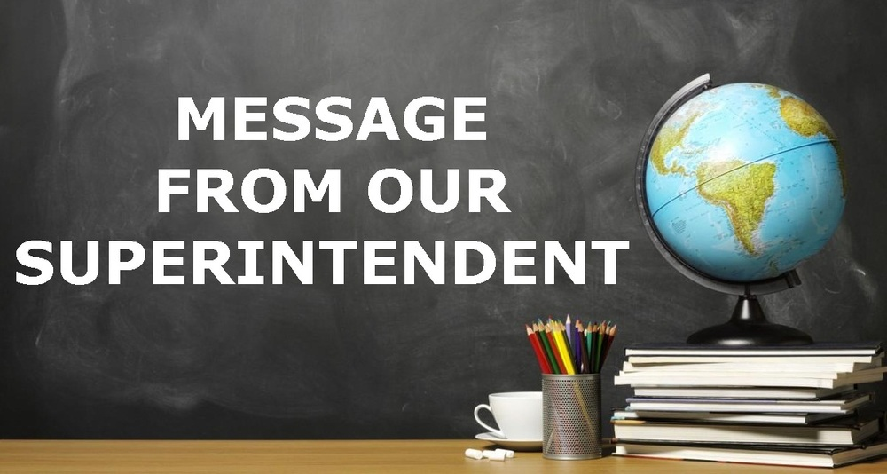 Distance Learning Plan Update from Superintendent Samaniego (English & Spanish)