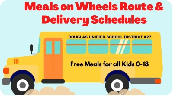 Free Grab & Go Meals and Meals on Wheels - Updated 03/15/21