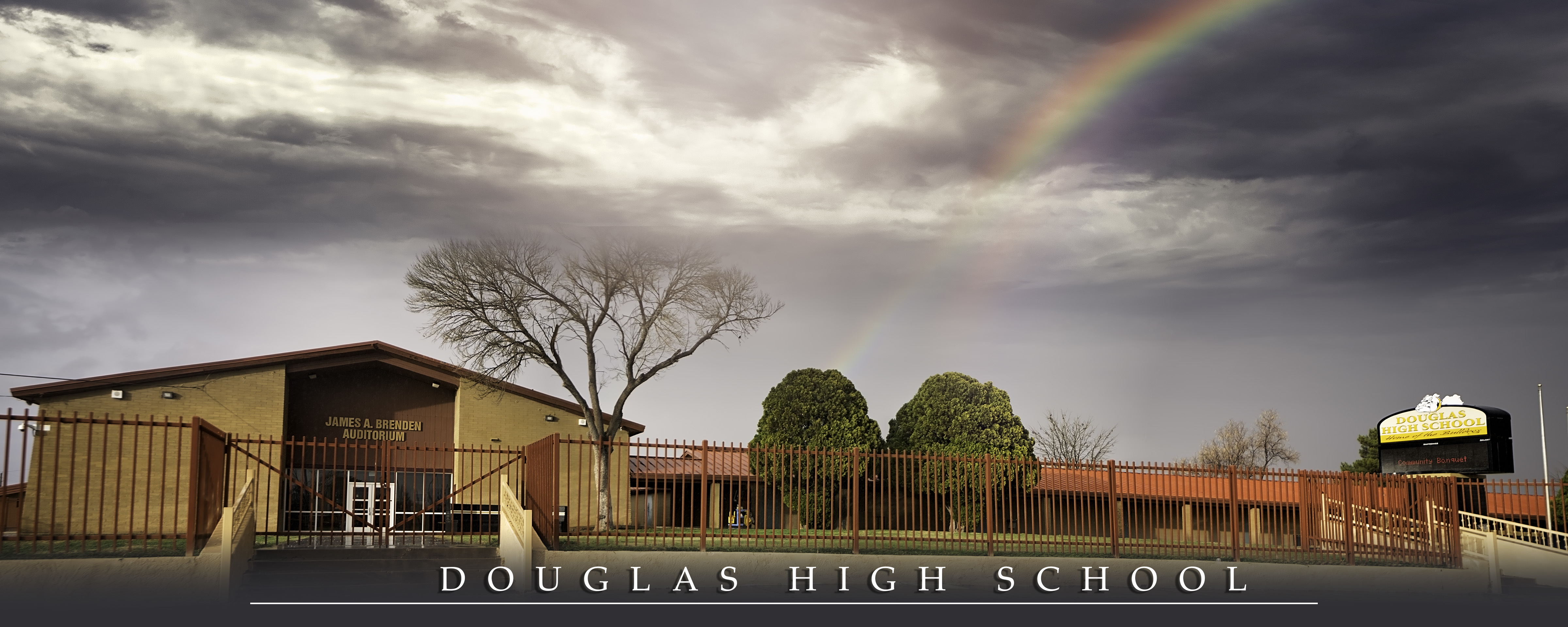Douglas High School